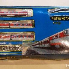 Trenes Escala: IBERTREN EQUIPO COMPLETO 2007. Lote 143023294