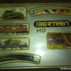 Trenes Escala: IBERTREN HO 2001 MERCANCÍAS, ENVÍO GRATIS. Lote 146811786