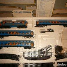 Trenes Escala: IBERTREN H0 EQUIPO 2024 SIN TRANSFORMADOR. Lote 143002874