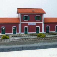 Trenes Escala: IBERTREN H0 EDIFICIO DE ESTACIÓN S/R. Lote 150777126
