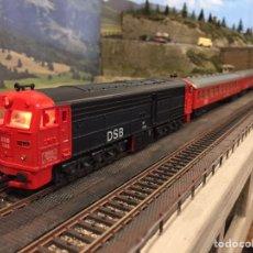 Trenes Escala: TREN DSB DE IBERTREN. Lote 155767353