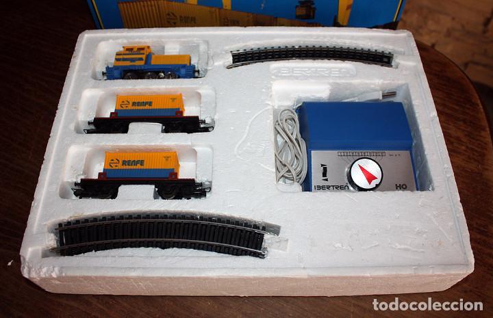 Trenes Escala: IBERTREN - EQUIPO COMPLETO 2000 - H0 - EN SU CAJA ORIGINAL - Foto 3 - 158665770