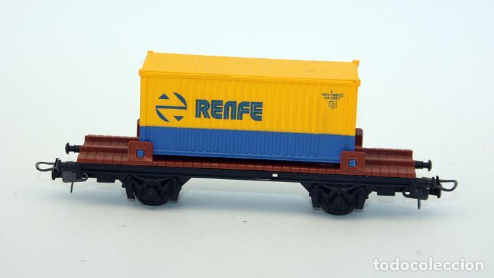 Trenes Escala: IBERTREN - EQUIPO COMPLETO 2000 - H0 - EN SU CAJA ORIGINAL - Foto 8 - 158665770