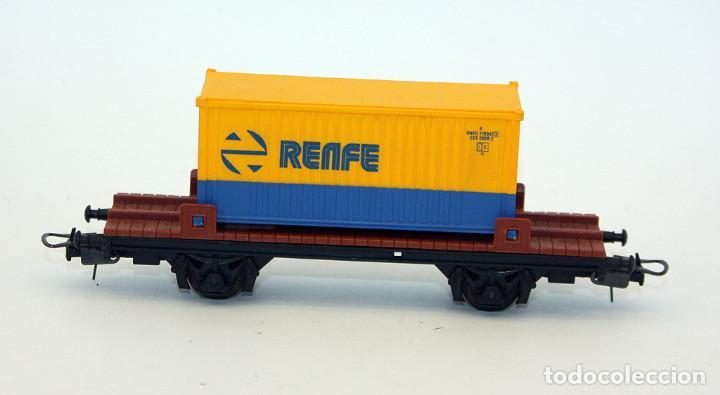 Trenes Escala: IBERTREN - EQUIPO COMPLETO 2000 - H0 - EN SU CAJA ORIGINAL - Foto 10 - 158665770
