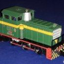 Trenes Escala: LOCOMOTORA DIESEL MANIOBRAS 304 RENFE 10435 REF. 2101, IBERTREN H0. ORIGINAL AÑOS 80.. Lote 160643016