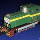 Trenes Escala: LOCOMOTORA DIESEL MANIOBRAS 304 RENFE 10435 REF. 2101, IBERTREN H0. ORIGINAL AÑOS 80.. Lote 160643422
