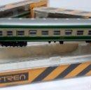 Trenes Escala: VAGONES IBERTREN SNCF PARIS-FRANKFURT . Lote 161251674