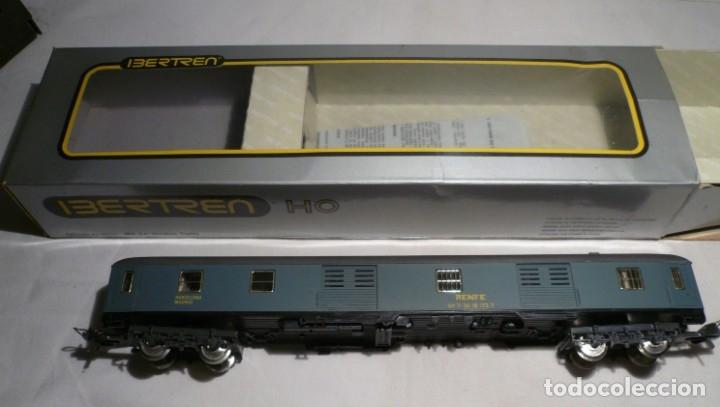 FURGON IBERTREN H0 REF. 2208 (Juguetes - Trenes a Escala - Ibertren H0)