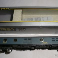Trenes Escala: FURGON IBERTREN H0 REF. 2208. Lote 165786034