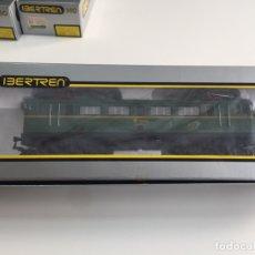 Trenes Escala: LOCOMOTORA ELECTRICA MITSUBISHI IBERTREN ESCALA H0 REF. 2109 EN CAJA . Lote 166633338