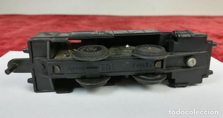 Trenes Escala: FERROCARRIL. LOTE 3 LOCOMOTORAS ESCALA. RENFE. (CIRCA 1960-1970). ESPAÑA - Foto 7 - 166747178