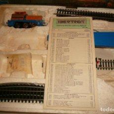 Trenes Escala: EQUIPO IBERTREN HO 2000 INCOMPLETO Y DETERIORADO. Lote 167065316