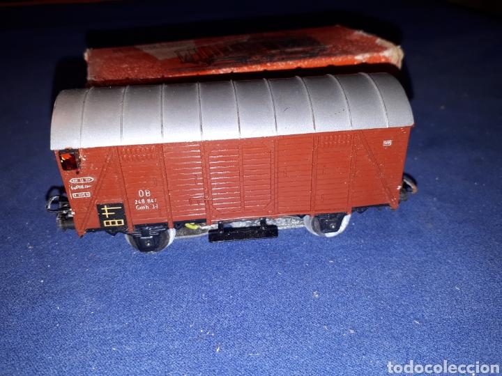 MARKLIN VAGON 4506 (Juguetes - Trenes a Escala - Ibertren H0)