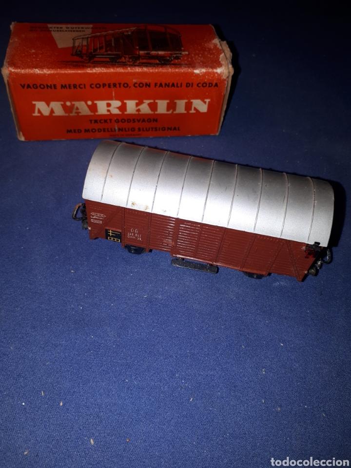 Trenes Escala: MARKLIN VAGON 4506 - Foto 3 - 167949316