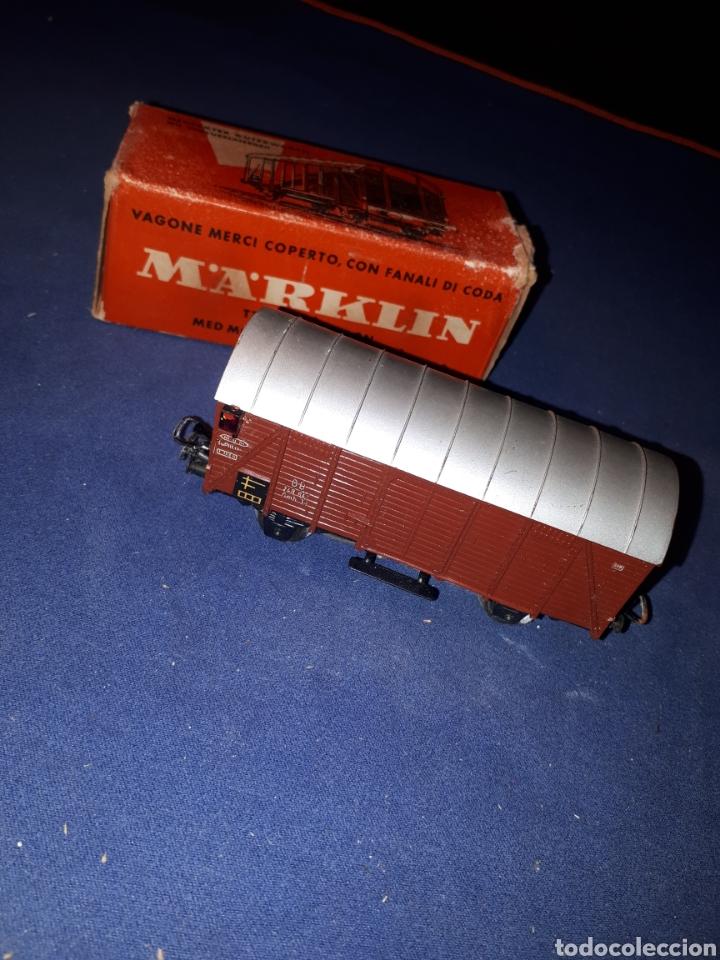 Trenes Escala: MARKLIN VAGON 4506 - Foto 5 - 167949316