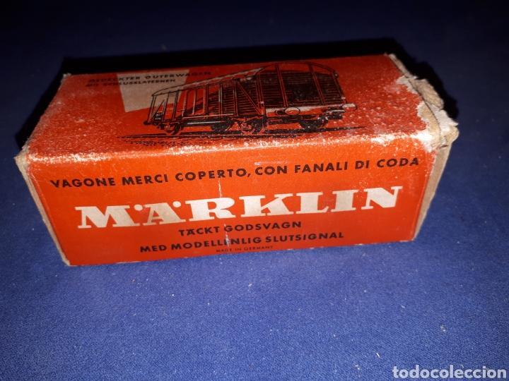 Trenes Escala: MARKLIN VAGON 4506 - Foto 9 - 167949316