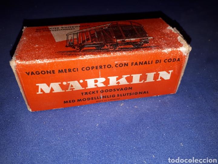 Trenes Escala: MARKLIN VAGON 4506 - Foto 11 - 167949316