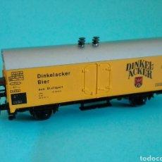 Trenes Escala: IBERTREN VAGÓN DINKEL-ACKER. Lote 171317074