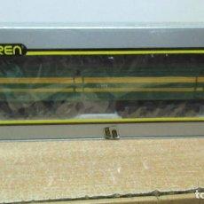 Trenes Escala: IBERTREN LOCOMOTORA DIESEL ALCO. REFERENCIA 2104 CON SU CAJA . Lote 171466059