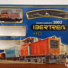 Trenes Escala: 2002 IBERTREN HO - EN CAJA - TRANS CONTAINER - TREN ELECTRICO. Lote 173643472