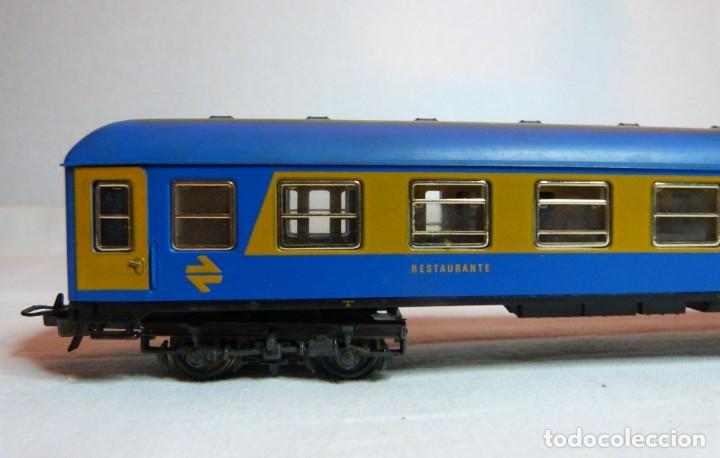 Trenes Escala: CAFETERIA RESTAURANTE NUEVA IMAGEN RENFE 2ª VERSIÓN REF. 2223 - Foto 4 - 177605227