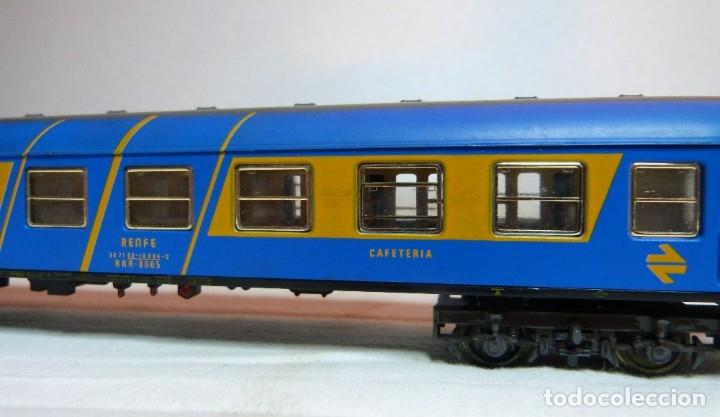 Trenes Escala: CAFETERIA RESTAURANTE NUEVA IMAGEN RENFE 2ª VERSIÓN REF. 2223 - Foto 5 - 177605227