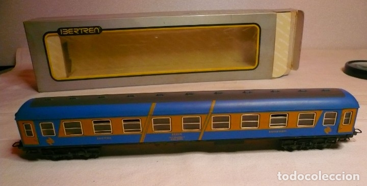 Trenes Escala: CAFETERIA RESTAURANTE NUEVA IMAGEN RENFE 2ª VERSIÓN REF. 2223 - Foto 8 - 177605227