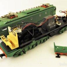 Trenes Escala: IBERTREN 2110 LOCOMOTORA ALSTHOM DC H0. Lote 181322883