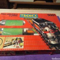 Trenes Escala: IBERTREN, TRENEX TREN ELÉCTRICO A PILAS, REF 5001.. Lote 182799741