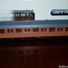 Trenes Escala: IBERTREN HO VAGON PASAJEROS RENFE 3 CLASE EPOCA III. Lote 182992092