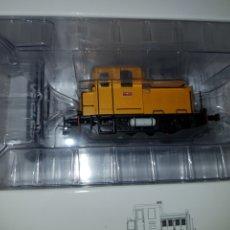 Trenes Escala: IBERTREN HO MEME RENFE LIBREA AMARILLA 43011 DIGITAL. Lote 183203200