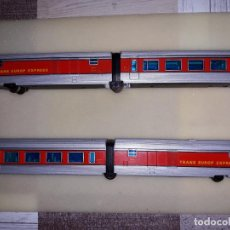 Trenes Escala: COCHES PASAJEROS TALGO III IBERTREN H0. Lote 183434800