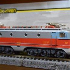 Trenes Escala: IBERTREN H0 LOCOMOTORA ELECTRICA ALSTHOM, S/7600 DE RENFE, PARA EL SERVICIO DEL CATALAN-TALGO, 2111.. Lote 183865148