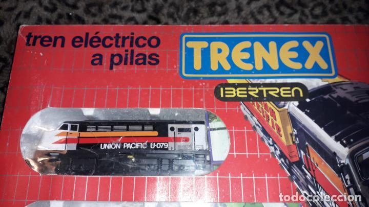 Trenes Escala: TRENEX IBERTREN MERCANCIAS REF.5001, TREN DE JUGUETE, TREN ANTIGUO, IBERTREN - Foto 2 - 184480053