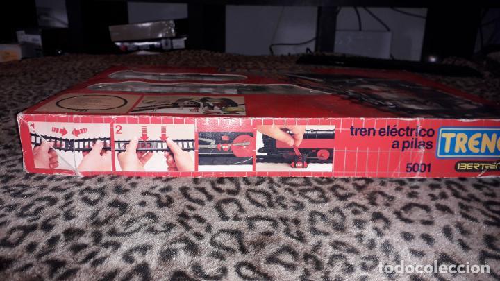 Trenes Escala: TRENEX IBERTREN MERCANCIAS REF.5001, TREN DE JUGUETE, TREN ANTIGUO, IBERTREN - Foto 6 - 184480053