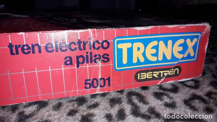 Trenes Escala: TRENEX IBERTREN MERCANCIAS REF.5001, TREN DE JUGUETE, TREN ANTIGUO, IBERTREN - Foto 7 - 184480053