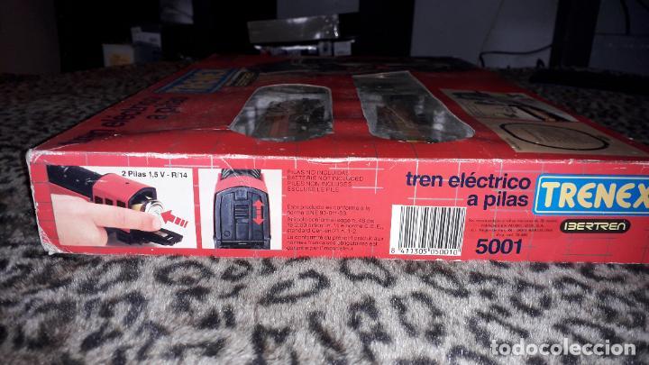 Trenes Escala: TRENEX IBERTREN MERCANCIAS REF.5001, TREN DE JUGUETE, TREN ANTIGUO, IBERTREN - Foto 10 - 184480053