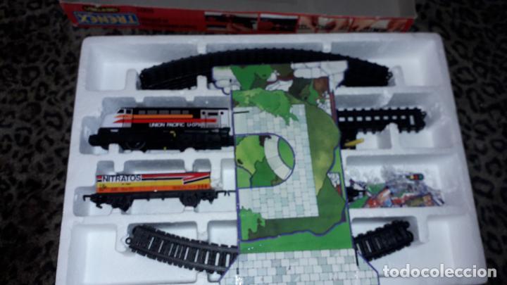Trenes Escala: TRENEX IBERTREN MERCANCIAS REF.5001, TREN DE JUGUETE, TREN ANTIGUO, IBERTREN - Foto 11 - 184480053