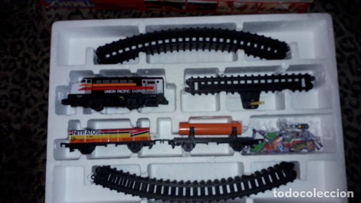 Trenes Escala: TRENEX IBERTREN MERCANCIAS REF.5001, TREN DE JUGUETE, TREN ANTIGUO, IBERTREN - Foto 13 - 184480053