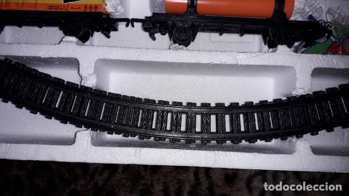Trenes Escala: TRENEX IBERTREN MERCANCIAS REF.5001, TREN DE JUGUETE, TREN ANTIGUO, IBERTREN - Foto 18 - 184480053