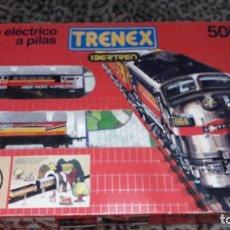 Trenes Escala: TRENEX IBERTREN MERCANCIAS REF.5001, TREN DE JUGUETE, TREN ANTIGUO, IBERTREN. Lote 184480053