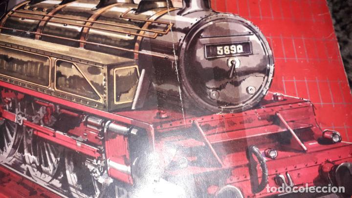 Trenes Escala: IBERTREN TRENEX REF. 5042 VAPOR CON LUZ Y HUMO, TREN ANTIGUO, JUGUETE ANTIGUO - Foto 4 - 189220753