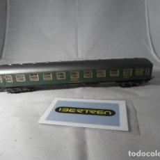 Trenes Escala: VAGÓN PASAJEROS RENFE ESCALA HO DE IBERTREN. Lote 191373650