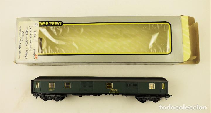Trenes Escala: Ibertren Furgón verde RENFE ref 2207 - Foto 3 - 191730567