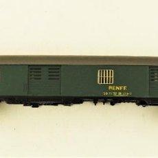 Trenes Escala: IBERTREN FURGÓN VERDE RENFE REF 2207 . Lote 191730567