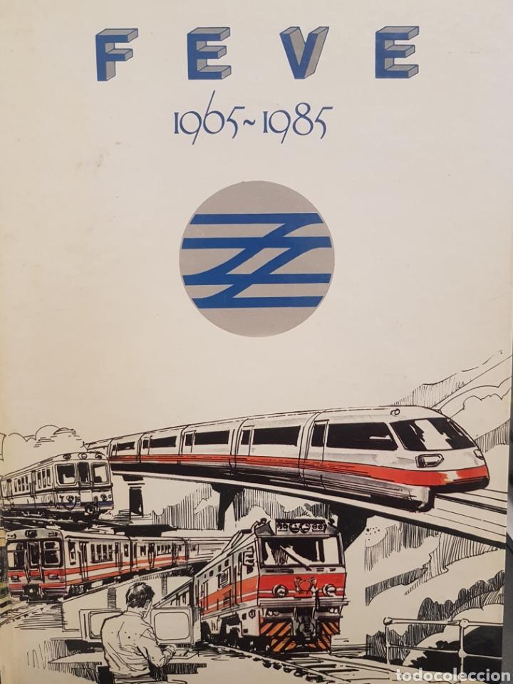 LIBRO FEVE 1965-1985 (Juguetes - Trenes a Escala - Ibertren H0)