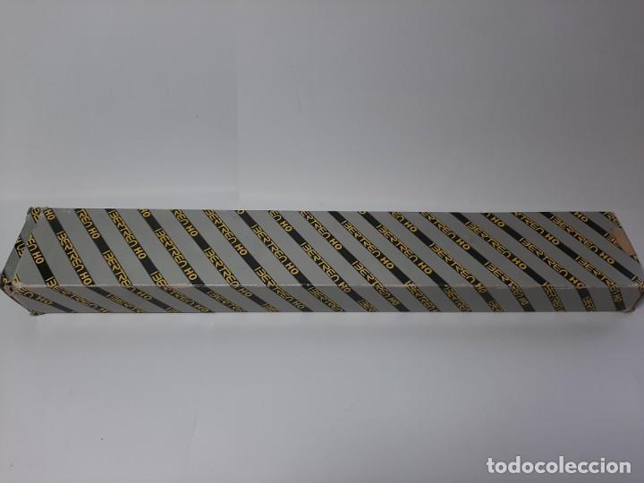 Trenes Escala: IBERTREN CAJA CON 12 VÍAS RECTAS REF.2500, DE 36 CM DE LONGITUD - Foto 3 - 193407766