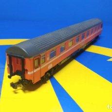 Trenes Escala: IBERTREN VAGÓN PASAJERO 1º CLASE-ESCALA H0 BUEN ESTADO. Lote 193664635