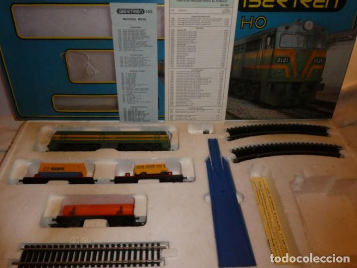 EQUIPO IBERTREN H0 2006 (Juguetes - Trenes a Escala - Ibertren H0)