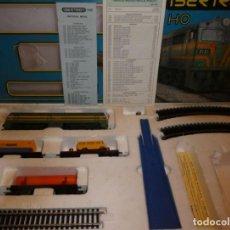 Trenes Escala: EQUIPO IBERTREN H0 2006. Lote 194617036